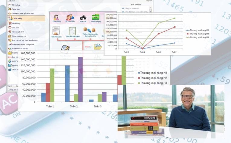 Phần mềm kế toán miễn phí thông dụng 2020