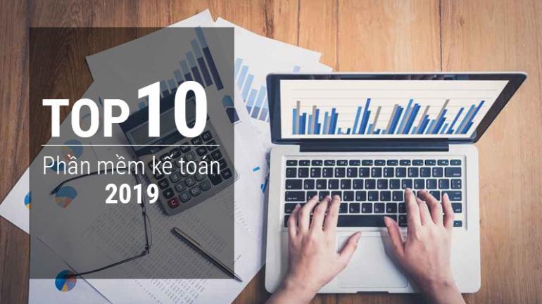 top 10 phần mềm kế toán