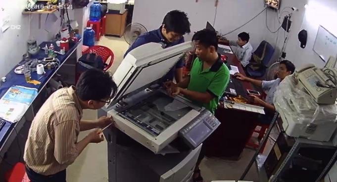 Lệ phí môn bài khi mở tiệm photocopy