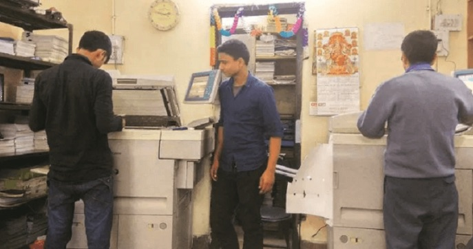 Thế cửa hàng, tiệm photocopy là gì