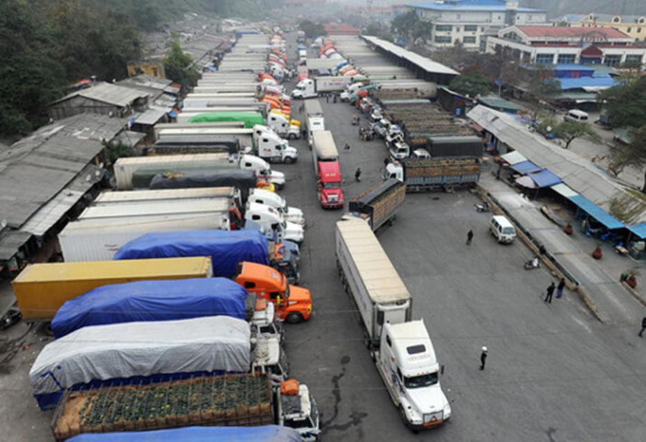 con đường vận chuyển hàng hóa Tiểu Ngạch